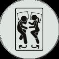 Eşlerin birbirlerinin uyku sırasındaki dönüş hareketlerinden etkilenmemelerini sağlar.
